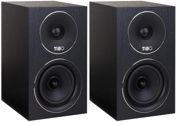 TIBO Harmony 4, černá, pár