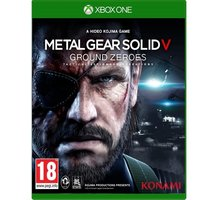 Metal Gear Solid: Ground Zeroes (Xbox ONE) - 4012927110027