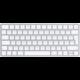 Apple Magic Keyboard, stříbrná, INT