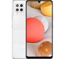 Samsung Galaxy A42 5G, 4GB/128GB, White - SM-A426BZWDEUE
