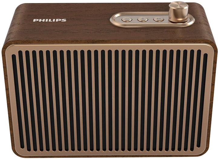 Philips TAVS500, hnědá