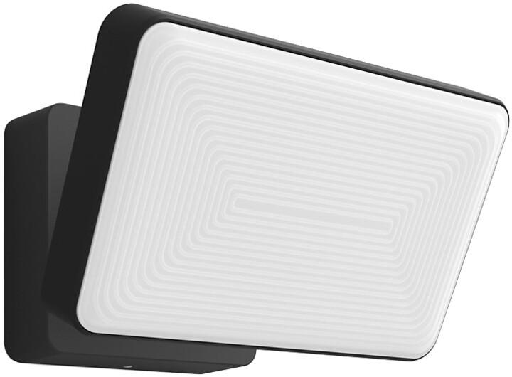 Philips Hue Venkovní nástěnné svítidlo Discover White and Color Ambiance , černá
