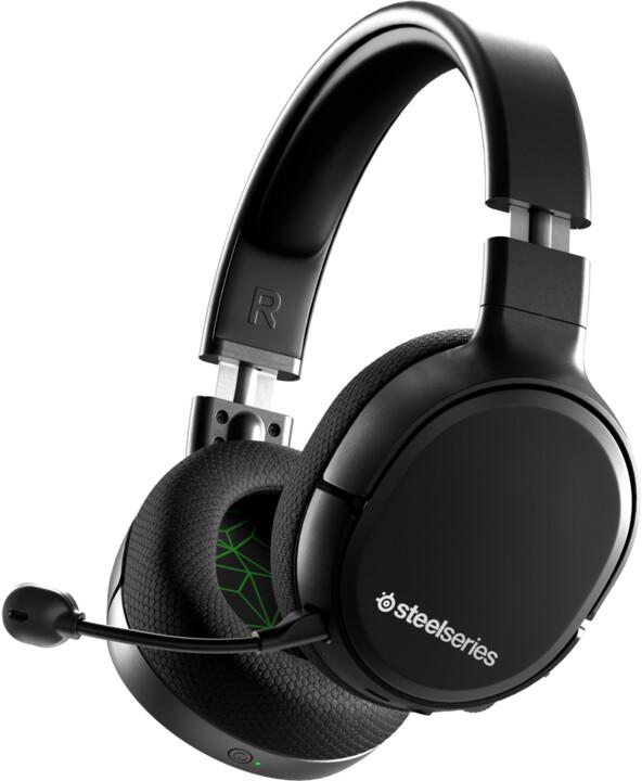 SteelSeries Arctis 1 Wireless for Xbox, černá