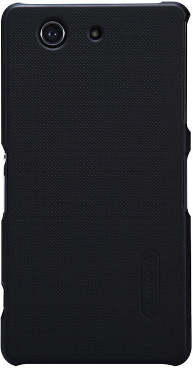 Nillkin Super Frosted Zadní Kryt pro Sony D5803 Xperia Z3compact, černá