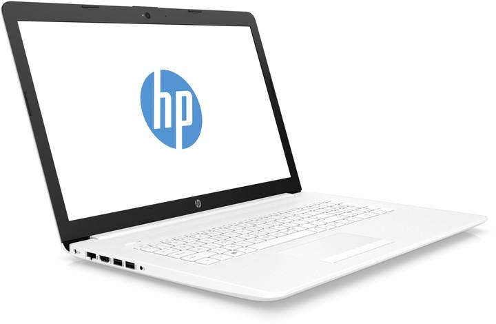 HP 17 (17-ca0014nc), bílá