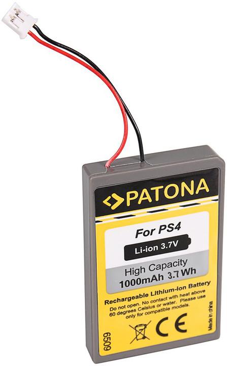Patona baterie pro herní konzoli Sony PS4 1000mAh Li-lon 3,7V