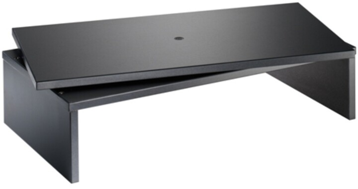 Meliconi otočný podstavec Space LCD M, černá