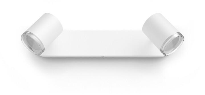 Philips Hue White Ambiance Bodové svítidlo Adore BT 34179/31/P6 bílé s ovladačem