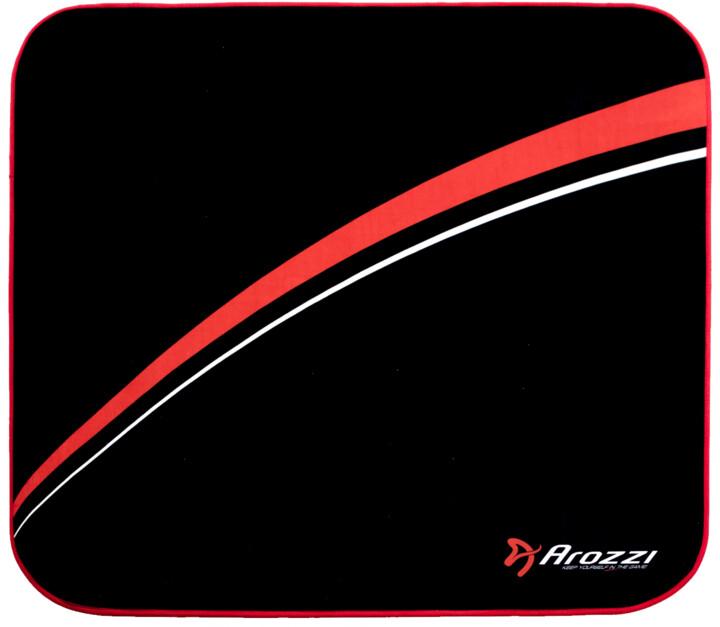 Arozzi Chair mat, černá/červená
