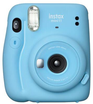 Fujifilm Instax MINI 11, modrá
