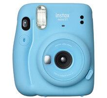 Fujifilm Instax MINI 11, modrá - 16654956