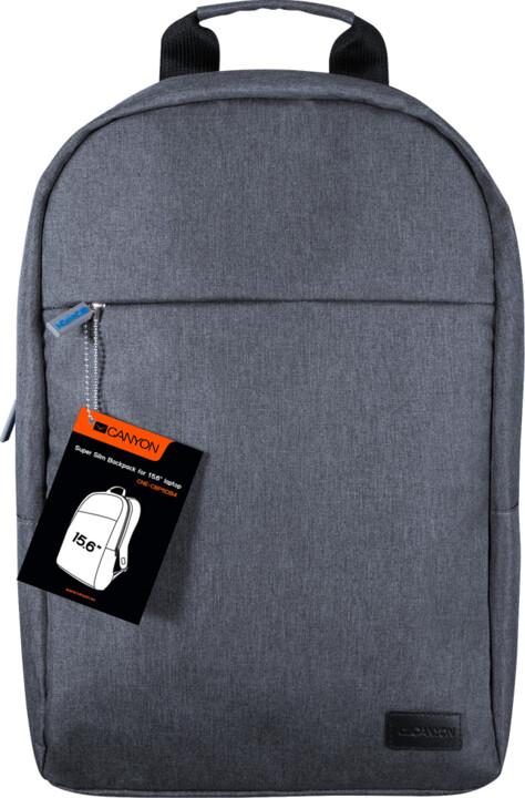 Canyon supertenký minimalisctický batoh pro 15,6'' laptop