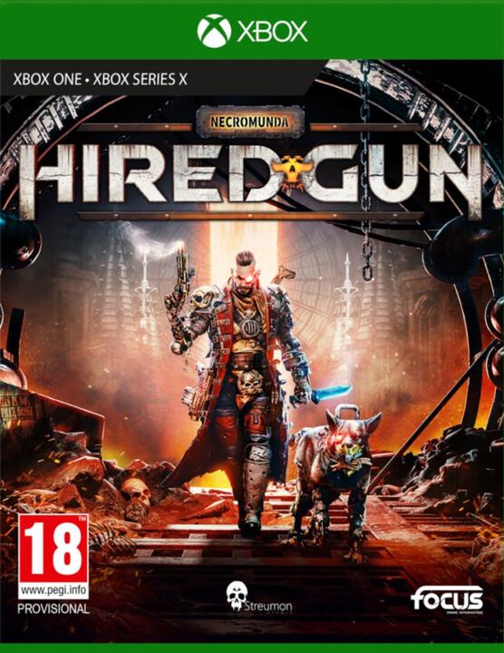 Necromunda: Hired Gun (Xbox)