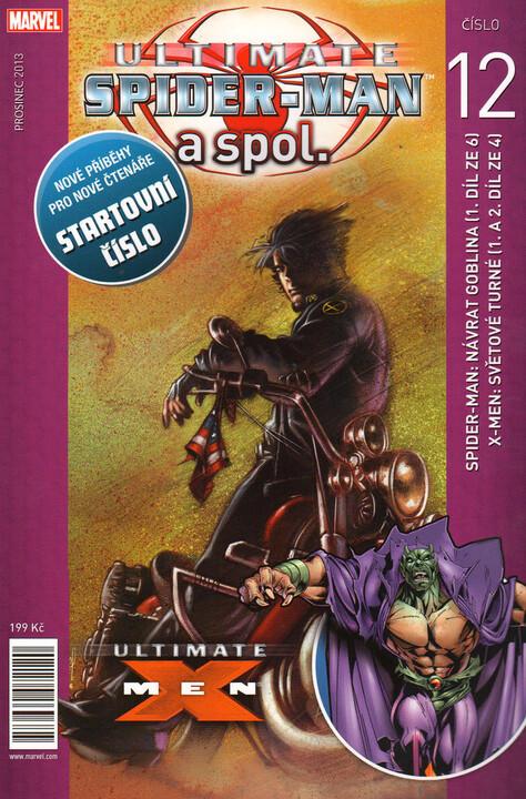 Komiks Ultimate Spider-Man a spol., 12.díl, Marvel