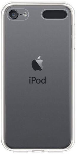 EPICO plastový kryt RONNY GLOSS pro iPod Touch (2019) - bílá transparentní