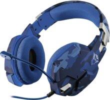 Trust GXT 322B Carus, modrá