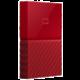 WD My Passport - 2TB, červená  + SanDisk Cruzer Ultra 64GB v hodnotě 599 Kč