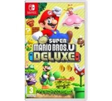 New Super Mario Bros. U Deluxe (SWITCH) - 045496423780