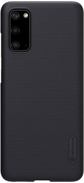 Nillkin Super Frosted zadní kryt pro Samsung Galaxy S20, černá