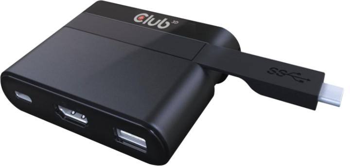 Club3D CSV-1534 USB 3.0 TYPE C