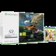 Konzole Microsoft XONE S, 500GB, bílá + hry Rocket L + Já Padouch 3 (v ceně 7500 Kč)