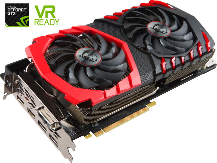 MSI GeForce GTX 1080 Ti GAMING 11G, 11GB GDDR5X
