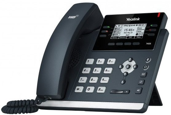 YEALINK SIP-T42S, Skype for Business