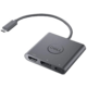 Dell redukce USB-C - HDMI, DisplayPort, PD