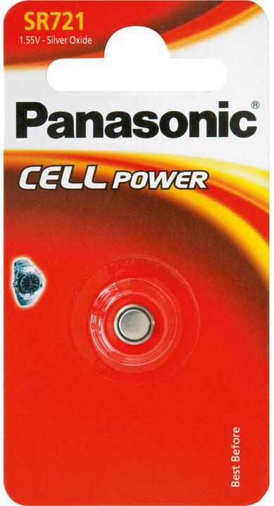 Panasonic baterie 362/SR721SW/V362 1BP Ag