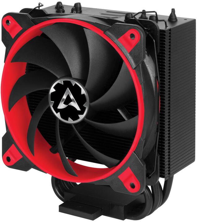 Arctic Freezer 33 TR, red