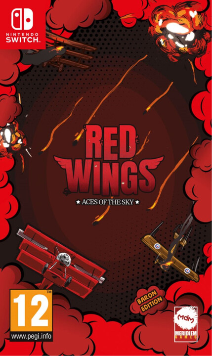 Red Wings: Aces of the Sky - Baron Edition (SWITCH)