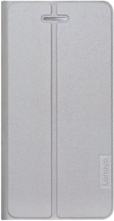 Lenovo TAB4 7 Essential Folio case + fólie, šedá