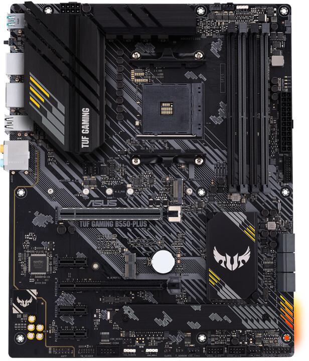ASUS TUF GAMING B550-PLUS - AMD B550
