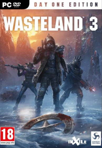 Wasteland 3 - Day One Edition (PC)