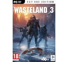 Wasteland 3 - Day One Edition (PC) - PC