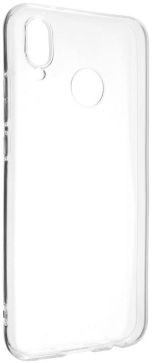 FIXED TPU gelové pouzdro pro Huawei P20 Lite, čiré