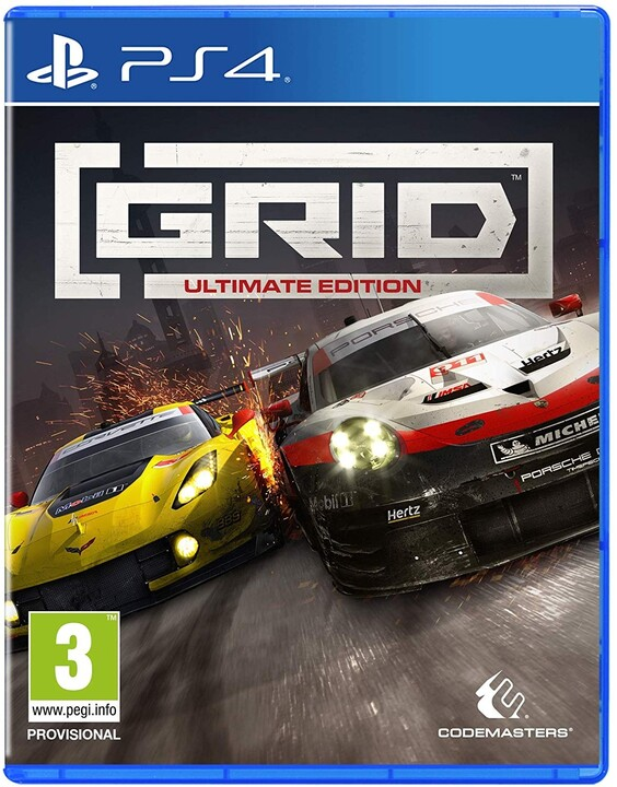 GRID - Ultimate Edition (PS4)