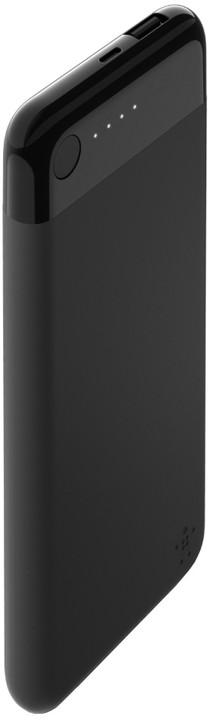 Belkin powerbanka 5000mAh s lightning konektorem, černá