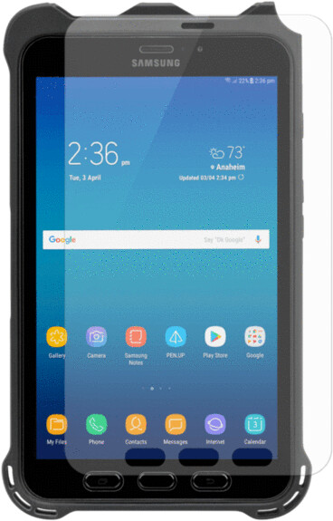 Targus ochrana obrazovky pro Samsung Galaxy Tab Active 2, transparentní