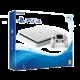 PlayStation 4 Slim, 500GB, bílá  + Voucher až na 3 měsíce HBO GO jako dárek (max 1 ks na objednávku)