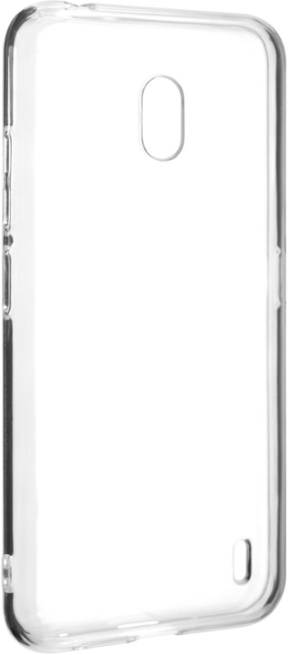 FIXED TPU gelové pouzdro pro Nokia 2.2, čiré