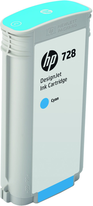 HP F9J67A no. 728 (130ml), cyan
