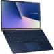 ASUS ZenBook 14 UX433FA, modrá