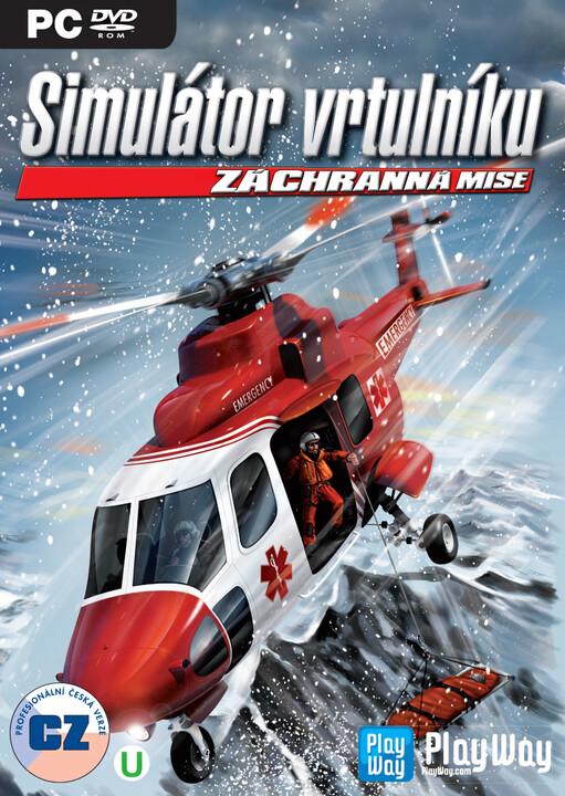 Simulátor vrtulníku: Záchranná mise - PC