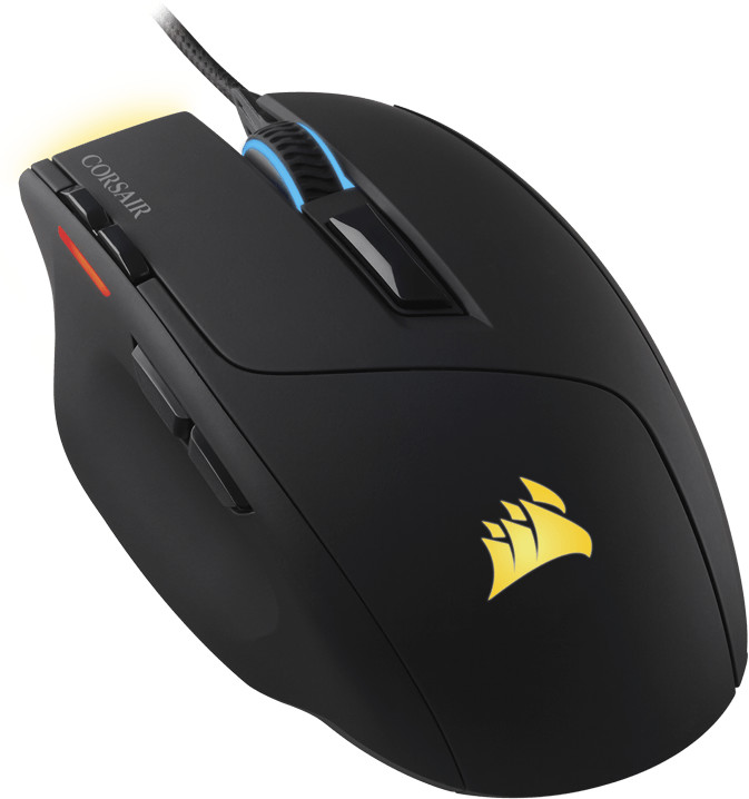 Corsair Gaming Sabre RGB Optical, 6400dpi
