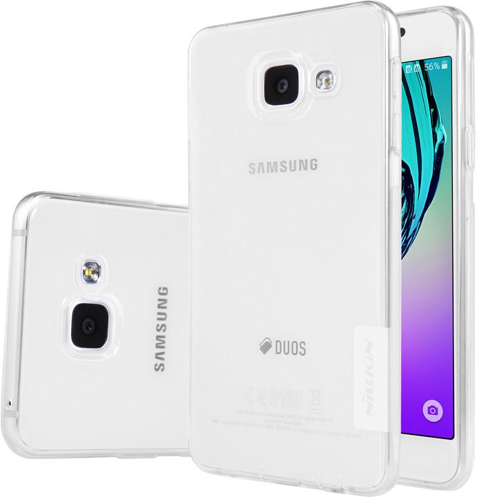 Nillkin Nature TPU Pouzdro Transparent pro Samsung A310 Galaxy A3 2016