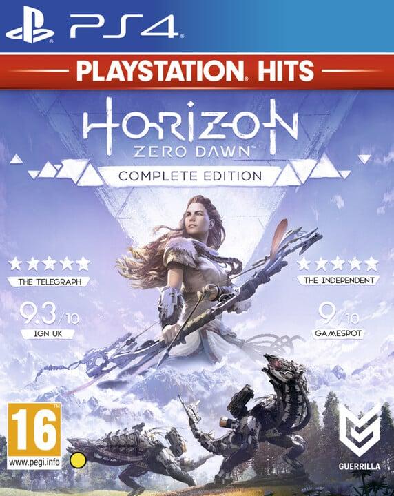 Horizon: Zero Dawn - Complete Edition - HITS (PS4)