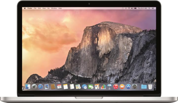 Apple MacBook Pro 13, CZ