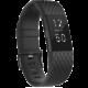 Fitbit Charge 2, S, černá/gunmetal