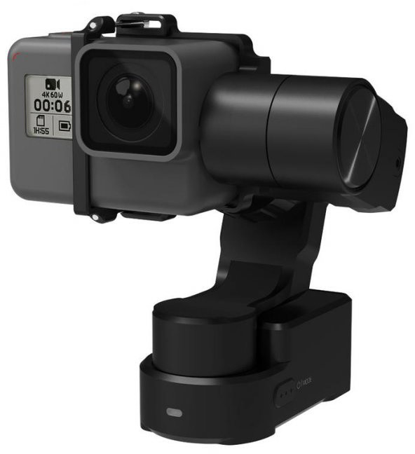 Feiyu Tech WG2X vodotěsný stabilizátor pro GoPro HERO 5/4/3+/3, černá